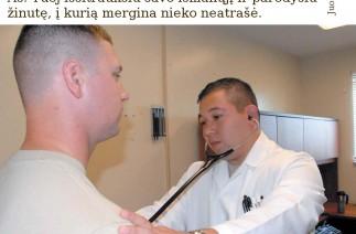 Pas daktarą