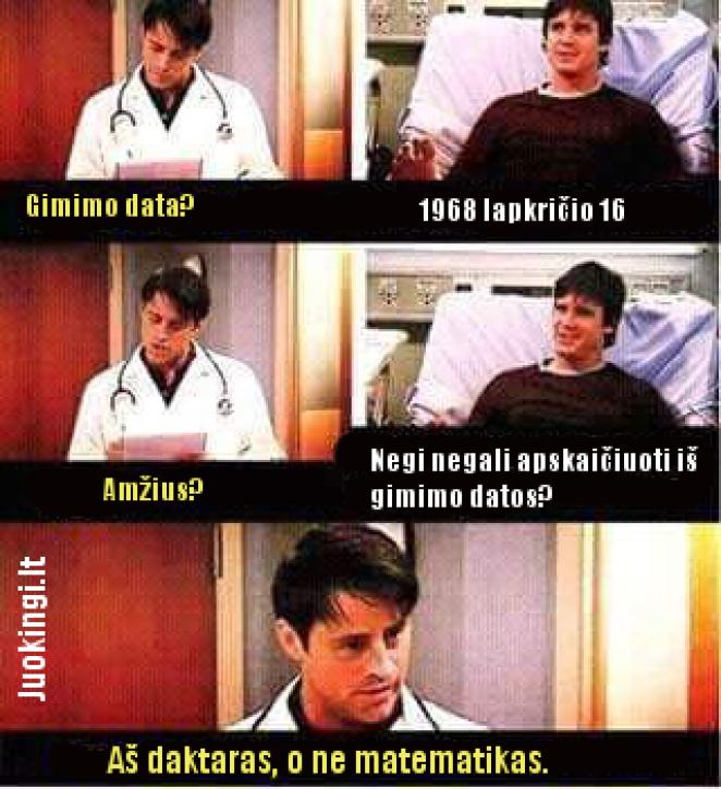 Aš daktaras