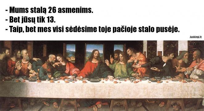 Paskutinė vakarienė